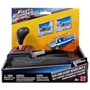 ワイルド スピード The Fast and the Furious おもちゃ・ホビー Drift Launcher 1970 Ford Escort RS1600 MK1 Vehicle|fermart-hobby