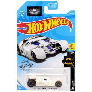 ホットウィール Hot Wheels グッズ Batman The Dark Knight Batmobile Die-Cast Car [White]|fermart-hobby