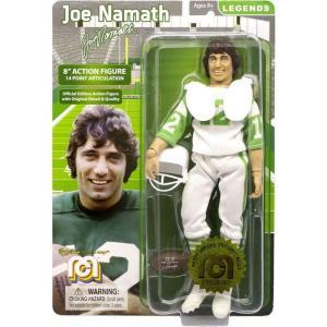 レジェンド Legends フィギュア New York Jets Joe Namath Action Figure fermart-hobby