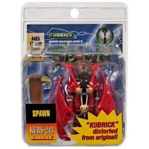 スポーン Spawn マクファーレントイズ McFarlane Toys フィギュア おもちゃ Kubrick Minifigure [Unmasked]|fermart-hobby