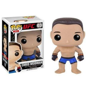UFC UFC フィギュア POP! Chris Weidman Vinyl Figure #03|fermart-hobby