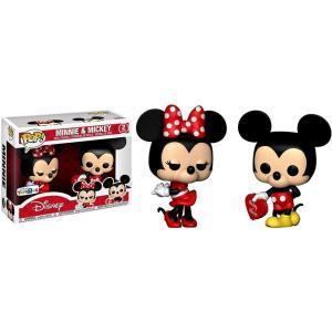 ミッキーマウス Mickey Mouse ファンコ Funko フィギュア おもちゃ POP! Disney Minnie & Mickey Exclusive Mini Figure 2-Pack [Valentine] fermart-hobby