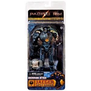 パシフィック リム Pacific Rim ネカ NECA フィギュア おもちゃ Series 5 Anchorage Attack Gipsy Danger Action Figure|fermart-hobby
