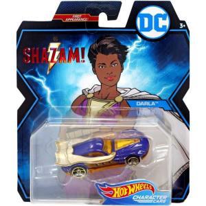 ホットウィール Hot Wheels グッズ DC Character Cars Darla Die-Cast Car|fermart-hobby