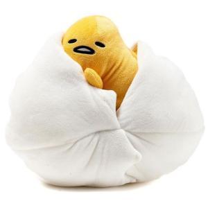 サンリオ Sanrio ぬいぐるみ・人形 ぬいぐるみ Gudetama Egg 8-Inch Plush|fermart-hobby