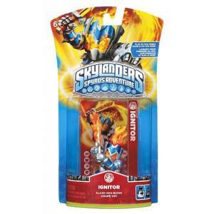 スカイランダーズ Skylanders アクティヴィジョン Activision フィギュア おもちゃ Spyro's Adventure Ignitor Figure Pack|fermart-hobby