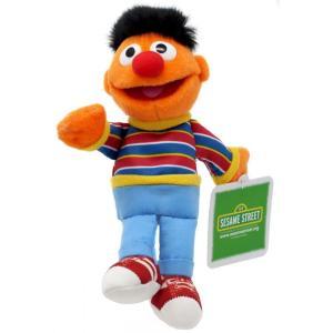 セサミストリート Sesame Street ぬいぐるみ・人形 Ernie 6-Inch Beanbag Plush|fermart-hobby