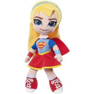 スーパーガール Supergirl マテル Mattel Toys ぬいぐるみ おもちゃ DC Super Hero Girls 9-Inch Plush|fermart-hobby