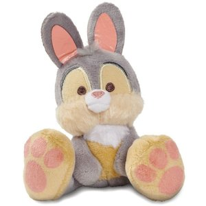 バンビ Bambi ぬいぐるみ・人形 Tiny Big Feet Thumper Exclusive 4-Inch Micro Plush|fermart-hobby