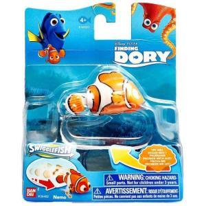 ファインディング ニモ Finding Dory フィギュア Disney / Pixar Swigglefish Nemo Figure|fermart-hobby
