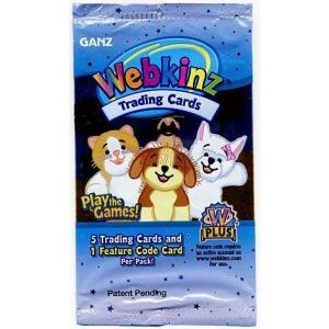 ウェブキンズ Webkinz ガンツ Ganz おもちゃ Trading Cards Series 1 Booster Pack fermart-hobby