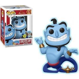 アラジン Aladdin フィギュア POP! Disney Genie with Lamp Exclusive Vinyl Figure #476 [Glow In The Dark Animated] fermart-hobby