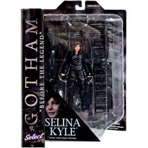 ゴッサム Gotham ダイアモンド セレクト Diamond Select Toys フィギュア おもちゃ DC Selina Kyle Action Figure [Catwoman]|fermart-hobby