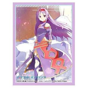 ブシロード BushiRoad カードスリーブ おもちゃ Sword Art Online Card Supplies Yuuki Card Sleeves #810 [60 Count] fermart-hobby