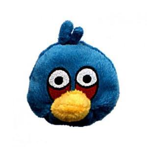 アングリーバード Angry Birds コモンウェルストイズ Commonwealth Toys ぬいぐるみ おもちゃ Blue Bird 3-Inch Bean Bag Plush|fermart-hobby
