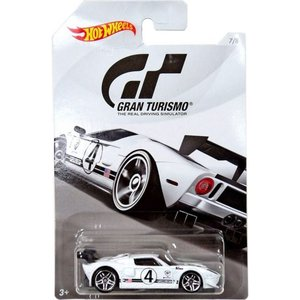 ホットウィール Hot Wheels おもちゃ・ホビー Gran Turismo Ford GT Die-Cast Car #7/8 [7/8]|fermart-hobby