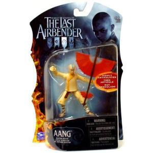 アバター 伝説の少年アン Avatar the Last Airbender スピンマスター Spin Master フィギュア おもちゃ Aang Action Figure [Avatar State]|fermart-hobby