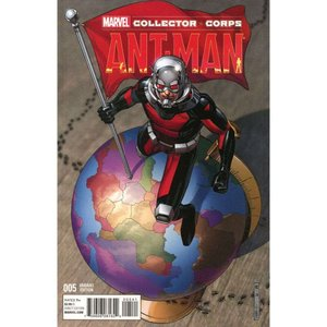 アントマン Ant-Man マーベル Marvel Comics おもちゃ #005 Exclusive Comic Book [Variant Edition]|fermart-hobby