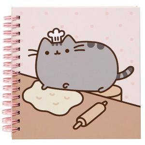 プシーン Pusheen 本・雑誌 80 Page Notebook|fermart-hobby