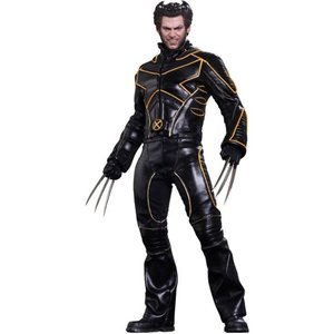 ウルヴァリン Wolverine ホットトイズ Hot Toys フィギュア おもちゃ X-Men 3: The Last Stand Movie Masterpiece 1/6 Collectible Figure|fermart-hobby