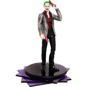 ジョーカー Joker バンダイ Bandai Japan フィギュア おもちゃ DC Suicide Squad S.H. Figuarts The (Silver Suit) Action Figure [Suicide Squad]|fermart-hobby