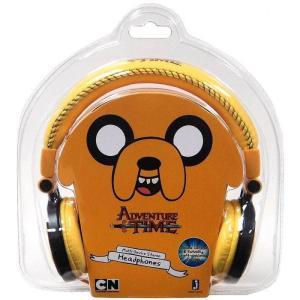 アドベンチャー タイム Adventure Time ジャズウェアーズ Jazwares おもちゃ Jake Headphones|fermart-hobby