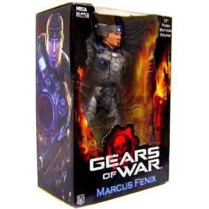 ギアーズ オブ ウォー Gears of War ネカ NECA フィギュア おもちゃ Marcus Fenix Action Figure #1|fermart-hobby