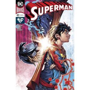 スーパーマン Superman ディーシー コミックス DC Comics おもちゃ DC #43 Comic Book [Variant Cover]|fermart-hobby