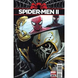 マーベル Marvel おもちゃ Spider-Men II #2 Comic Book [Sara Pichelli]|fermart-hobby