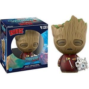 ガーディアンズ オブ ギャラクシー Guardians of the Galaxy ファンコ Funko フィギュア おもちゃ Marvel Vol. 2 Dorbz Groot Exclusive Vinyl Figure #292|fermart-hobby