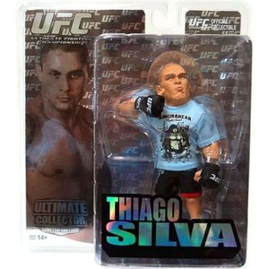 UFC UFC フィギュア Ultimate Collector Series 5 Thiago Silva Action Figure [Limited Edition]|fermart-hobby