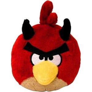 アングリーバード Angry Birds コモンウェルストイズ Commonwealth Toys ぬいぐるみ おもちゃ Red Devil 5-Inch Plush [Halloween]|fermart-hobby
