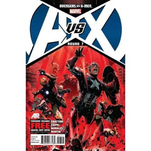 マーベル Marvel おもちゃ Avengers vs X-Men Round 7 Comic Book|fermart-hobby