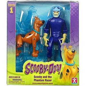 スクービー ドゥー Scooby Doo ゾインク Zoink フィギュア おもちゃ Series 1 Scooby & Phantom Racer Action Figure 2-Pack [Series 1]|fermart-hobby