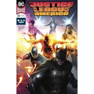 ディーシー コミックス DC 本・雑誌 Justice League of America #29 Comic Book [Variant]|fermart-hobby