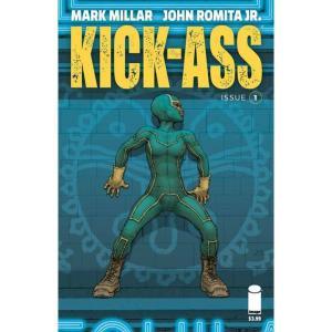 キック アス Kick-Ass イメージコミックス Image Comics おもちゃ #1 Comic Book [Frank Quitely Cover Variant]|fermart-hobby