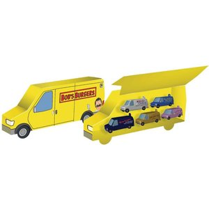 ボブズ バーガーズ Bob's Burgers おもちゃ・ホビー Van Collector Set Exclusive|fermart-hobby