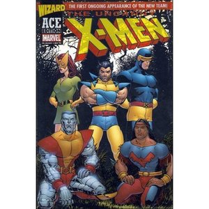 エックスメン X-Men マーベル Marvel おもちゃ The Uncanny #94 Comic Book [Wizard Ace Edition]|fermart-hobby