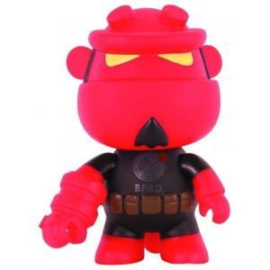 ヘルボーイ Hellboy フィギュア Qee B.P.R.D. 5'' Deluxe Mini Figure|fermart-hobby
