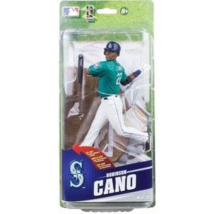 マクファーレントイズ McFarlane Toys フィギュア おもちゃ MLB Seattle Mariners Sports Picks Series 33 Robinson Cano Action Figure fermart-hobby