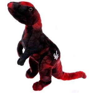 ジュラシック ワールド Jurassic World トイファクトリー Toy Factory ぬいぐるみ おもちゃ Velociraptor 7-Inch Plush [Red]|fermart-hobby