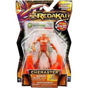 レッダカイ Redakai スピンマスター Spin Master フィギュア おもちゃ Chemaster Action Figure|fermart-hobby