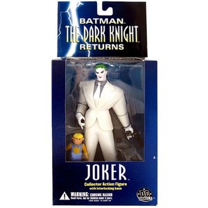 ジョーカー Joker ディーシー コミックス DC Direct フィギュア おもちゃ Batman The Dark Knight Returns The Action Figure|fermart-hobby