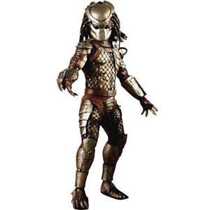 プレデター Predators ホットトイズ Hot Toys フィギュア おもちゃ Movie Masterpiece Classic Predator 1/6 Collectible Figure|fermart-hobby