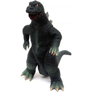 ゴジラ Godzilla バンダイ Bandai フィギュア おもちゃ 1965 50th Anniversary Memorialbox Vinyl Figure [Invasion of the Astro-Monster]|fermart-hobby