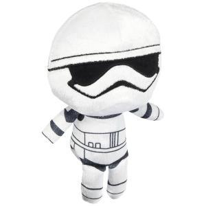 ストームトルーパー Stormtrooper ファンコ Funko ぬいぐるみ おもちゃ Star Wars The Force Awakens Galactic Plush [First Order]|fermart-hobby