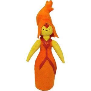 アドベンチャー タイム Adventure Time ジャズウェアーズ Jazwares ぬいぐるみ おもちゃ Flame Princess 7-Inch Plush|fermart-hobby