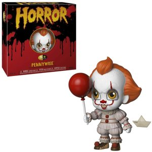 ホラー Horror フィギュア IT Movie (2017) 5 Star Pennywise Vinyl Figure|fermart-hobby