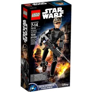 ジン アーソ Jyn Erso レゴ LEGO おもちゃ Star Wars Rogue One Sergeant Set #75119|fermart-hobby