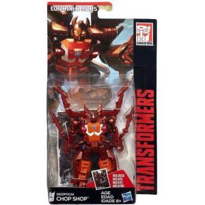 トランスフォーマー Transformers ハズブロ Hasbro Toys フィギュア おもちゃ Generations Combiner Wars Chop Chop Legend Action Figure|fermart-hobby